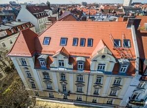 Dachgeschoss Ausbau Blutenburgstrasse